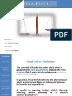 Fiscal Policy Nasir R. Zaidi