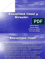 Causal Id Ad Lineal y Circular