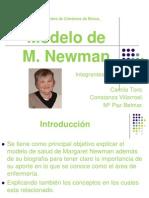 Margaret Newman Modelo de Salud
