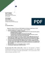 BPPR Narrativo Financiero 1 Trimestre 2012