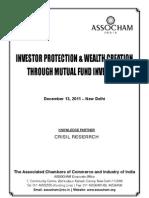 CRISIL Research Assocham Mutual Fund Paper Dec11