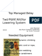 Top Managed Belay