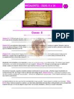 Puntos Sobresalientes de Biblia - Oseas 8 a 14