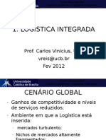 Slide 1 Custos - Logistica Integrada