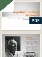 arquitectura postmoderna