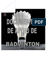 Manual de Badminton