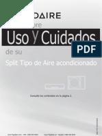 Manual Aire Split