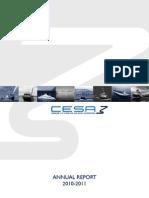 Nanogemi Kitaplik-Cesa Annual Report 2010-2011