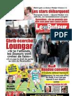LE BUTEUR PDF du 22/04/2012