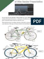 Development of Bike Render Presentation 2