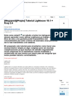 Propio Tutorial Lightwave 10.1 + Kray 2