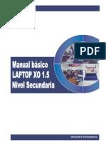 Manual Basico Laptop XO 1.5 Sec Und Aria FINAL