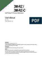 Motherboard Manual 8vm533m-Rz e