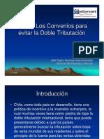 Chile y Convenios