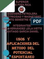 Usos y Aplicaciones Del Metodo Del Potencial Expontaneo2