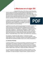 Literatura Mexicana en el siglo XIX.pdf