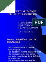 solidaridad -concepto
