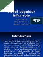 Diapositivas Robot Seguidor Infrarojo