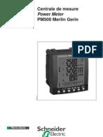 PM500 User Manual