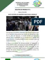 boletin de prensa 6