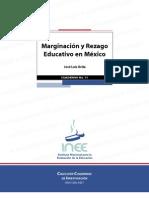 11Marginación y rezago educativo en México