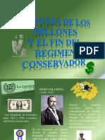 HEGEMONIA CONSERVADORA PARTE 2