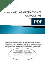 OPERACIONES CONCRETAS-FORMALES