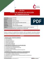 Diseño de moldes de inyección de termoplásticos