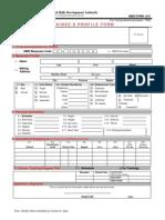 TESDA Manpower Profile