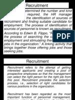 3975.Recruitment