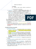 Direito Do Trabalho_ATUAL!!!