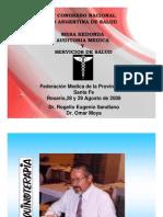 Auditoria Medica - Dr Rogelio Sandiano