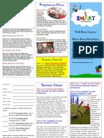 2012 Smart Reading Clinic Brochure