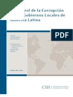eBook Control Corrupcion Gobiernos Locales