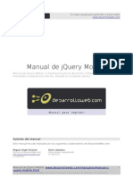 Manual Jquery Mobile