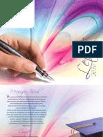 CONVITE •• Turma de Letras AEDB - 201