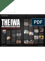 IWA 2012 Raider Magazine