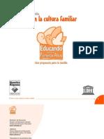 Valoran La Cultura Familiar. Cartilla Numero 7