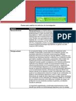 Pautas para análisis de artículos de investigación