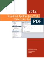 Membuat Aplikasi Java Web Enterprise Sederhana(1)