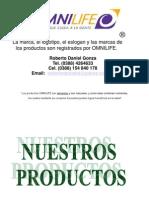 Omnilife Productos - Daniel Gonza