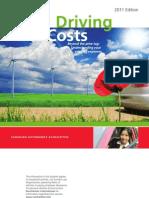 CAA Driving Costs Brochure 2010