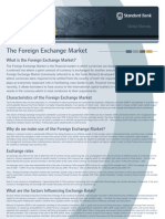 Foreign Exchange Mkt