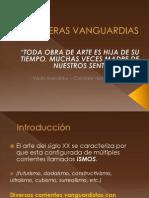 PRIMERAS VANGUARDIAS