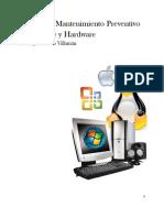 Mantenimiento Preventivo de Software y Hardware Terminado