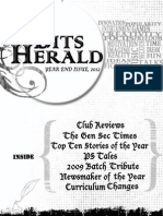 BITS Herald Year End Issue