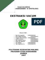 Askeb IV Ekstraksi Vacum