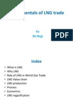 Fundamentals of LNG Trade