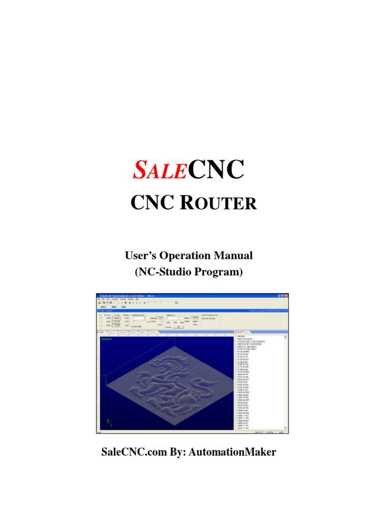 NCStudio CNC Router ManualV4 4   Computer Keyboard   Button (Computing)