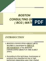 12 BCG Matrix